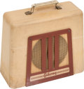 Musical Instruments:Amplifiers, PA, & Effects, 1950 Gibson BR-9 Tan Guitar Amplifier....