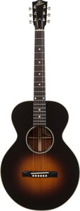 Musical Instruments:Acoustic Guitars, 1993 Gibson Robert Johnson L-1 Prototype Sunburst Acoustic Guitar,Serial # 90043020....