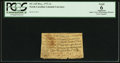 Colonial Notes:North Carolina, North Carolina December, 1771 1s PCGS Apparent Good 06.. ...