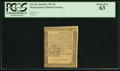 Colonial Notes:Pennsylvania, Pennsylvania April 20, 1781 3d PCGS Choice New 63.. ...