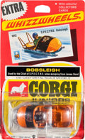 "Movie Posters:James Bond, On Her Majesty's Secret Service-Corgi Juniors 1012 Bobsleigh Toy(1970). Die-Cast Model in Original Packaging (6.5"" X 4"").. ..."