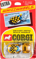 "Movie Posters:James Bond, On Her Majesty's Secret Service-Corgi Juniors 1011 Bobsleigh Toy (1970). Die-Cast Model in Original Packaging (6.5"" X 4"").. ..."