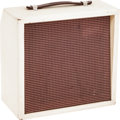 Musical Instruments:Amplifiers, PA, & Effects, Circa 1960 Gibson GA-5 Skylark White Guitar Amplifier, Serial #22939....
