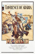 "Movie Posters:Academy Award Winners, Lawrence of Arabia (Columbia, 1962). Roadshow One Sheet (27"" X 41"")Style A.. ..."