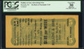 Obsoletes By State:New Jersey, Newark, NJ- Mullins & Sons Ad Note on back of Facsimile Confederate T69 $5 Undated. ...