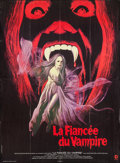 "Movie Posters:Horror, House of Dark Shadows (MGM, 1971). French Grande (45.75"" X 62""). Horror.. ..."