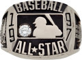 Baseball Collectibles:Others, 1997 American League All-Star Game Ring. ...