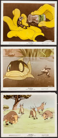 """Movie Posters:Animation, Ferdinand the Bull (RKO, 1938). Color Photos (3) (8"""" X 10""""). Animation.. ... (Total: 3 Items)"""