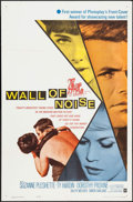 """Movie Posters:Sports, Wall of Noise (Warner Brothers, 1963). One Sheet (27"""" X 41"""") & Lobby Card Set of 8 (11"""" X 14""""). Sports.. ... (Total: 9 Items)"""