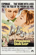 "Movie Posters:Drama, Fraulein Doktor (Paramount, 1969). One Sheet (27"" X 41"") & Lobby Card Set of 8 (11"" X 14""). Drama.. ... (Total: 9 Items)"