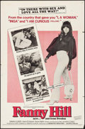 """Movie Posters:Sexploitation, Fanny Hill & Others Lot (Cinemation Industries, 1969). OneSheets (3) (27"""" X 41""""). Sexploitation.. ... (Total: 3 Items)"""