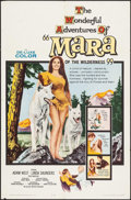 "Movie Posters:Adventure, Mara of the Wilderness & Others Lot (Allied Artists, 1965). OneSheets (3) (27"" X 41""). Adventure.. ... (Total: 3 Items)"