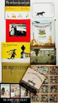 Books:Children's Books, Edward Gorey, illustrator. Group of Ten Titles. Various publishers and dates.... (Total: 10 Items)