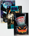 Modern Age (1980-Present):Superhero, Batman: Legends of the Dark Knight #1-176 Complete Run Box Lot (DC,1989-2004) Condition: Average NM-....
