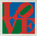 Post-War & Contemporary:Pop, Robert Indiana (American, b. 1928). The American Dream,1997. The complete book bound with 24 screenprints in colors and...