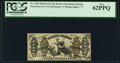 Fractional Currency:Third Issue, Fr. 1360 50¢ Third Issue Justice PCGS New 62PPQ.. ...