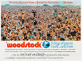 """Movie Posters:Rock and Roll, Woodstock (Warner Brothers, 1970). British Quad (30"""" X 40"""").. ..."""
