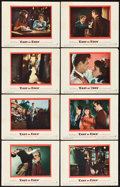 """Movie Posters:Drama, East of Eden (Warner Brothers, 1955). Lobby Card Set of 8 (11"""" X 14"""").. ... (Total: 8 Items)"""