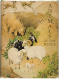 Books:Children's Books, [Caldecott Medal]. Dorothy P. Lathrop and Helen Dean Fish.Animals of the Bible. New York: Frederick A. Stokes, ...