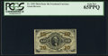 Fractional Currency:Third Issue, Fr. 1255 10¢ Third Issue PCGS Gem New 65PPQ.. ...
