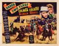"Movie Posters:Adventure, Under Two Flags (20th Century Fox, 1936). Half Sheet (22"" X 28"")Style A. Adventure.. ..."