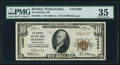National Bank Notes:Pennsylvania, Hershey, PA - $10 1929 Ty. 1 The Hershey NB Ch. # 12688. ...