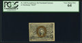Fractional Currency:Second Issue, Fr. 1245 10¢ Second Issue PCGS Very Choice New 64.. ...