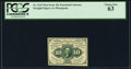 Fractional Currency:First Issue, Fr. 1243 10¢ First Issue PCGS Choice New 63.. ...
