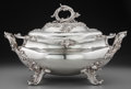 Silver Holloware, British:Holloware, A William Ker Reid William IV Silver Covered Soup Tureen, London,England, circa 1835. Marks: (lion passant), (leopard's hea...