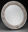 Silver & Vertu:Hollowware, An S. Kirk and Son Silver Floral Repoussé Salver, Baltimore, Maryland, circa 1896. Marks: S. KIRK & SON, STERLING, 2322, H...
