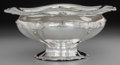 Silver Holloware, American:Bowls, A Gorham Art Nouveau Silver Center Bowl, Providence, Rhode Island,circa 1896. Marks: (lion-anchor-G), STERLING, 4625, (...