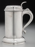 Silver Holloware, American:Tankards, A Gorham Silver Tankard, Providence, Rhode Island, 20th century.Marks: (lion-anchor-G), STERLING, 125, 1 1/2 PINTS. 8-1...