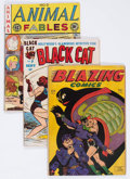 Golden Age (1938-1955):Miscellaneous, Golden Age Miscellaneous Comics Group of 10 (Various Publishers, 1940s-50s) Condition: Average GD.... (Total: 10 Comic Books)