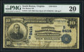 National Bank Notes:Virginia, South Boston, VA - $10 1902 Date Back Fr. 618 The Boston NB Ch. #(S)8414. ...