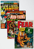 Bronze Age (1970-1979):Horror, Fear/Creatures on the Loose Group of 13 (Marvel, 1970s) Condition:Average NM-.... (Total: 13 Comic Books)