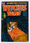 Golden Age (1938-1955):Horror, Witches Tales #2 File Copy (Harvey, 1951) Condition: FN/VF....