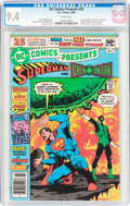 Modern Age (1980-Present):Superhero, DC Comics Presents #26 Superman and Green Lantern (DC, 1980) CGC NM9.4 White pages....