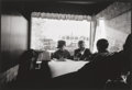 Photographs, Jacques Lowe (American, 1930-2001). Oregon Diner (Jack and Jackie eating breakfast), 1959. Gelatin silver, 1993. 8 x 11-...