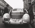 Photographs:Gelatin Silver, John Gutmann (German, 1905-1998). Cord in Harlem, New York City, 1936. Gelatin silver, printed later. 7-1/2 x 9-1/2 inch...