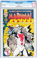Modern Age (1980-Present):Superhero, Madman Comics #1 (Dark Horse, 1994) CGC NM/MT 9.8 White pages....