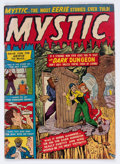 Golden Age (1938-1955):Horror, Mystic #2 (Atlas, 1951) Condition: VG....