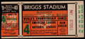 Baseball Collectibles:Tickets, 1940 World Series Game 4 Ticket Stub....