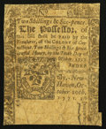 Colonial Notes:Connecticut, Connecticut October 10, 1771 2s 6d Very Good, CC.. ...