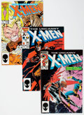 Modern Age (1980-Present):Superhero, X-Men Box Lot (Marvel, 1984-2011) Condition: Average NM+....