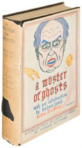 Books:Horror & Supernatural, Bohun Lynch, editor. A Muster of Ghosts. London: [1924].First edition....