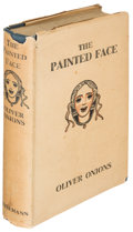 Books:Horror & Supernatural, Oliver Onions. The Painted Face. London: 1929. Firstedition....