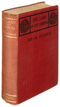 Books:Horror & Supernatural, Bram Stoker. The Lady of the Shroud. London: 1909. Firstedition....
