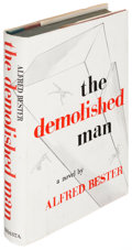 Books:Science Fiction & Fantasy, Alfred Bester. The Demolished Man. Chicago: [1953]. First edition....
