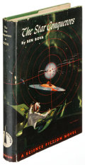 Books:Science Fiction & Fantasy, Ben Bova. The Star Conquerors. Philadelphia, Toronto:[1959]. First edition....