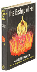 Books:Horror & Supernatural, Marjorie Bowen. The Bishop of Hell and Other Stories.London: [1949]. First edition....